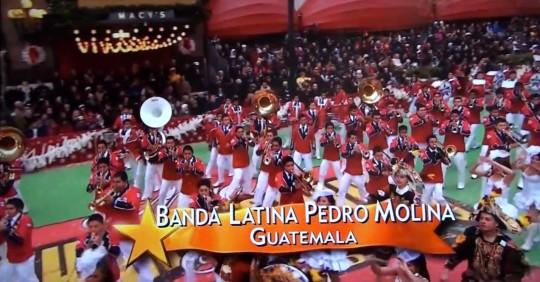 Macys-Thanksgiving-Day-Parade-2010-Pedro-Molina-Latin-Band-Guatemala-New-York