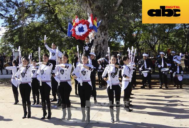 Estudiantes de paraguay - 1 part 7