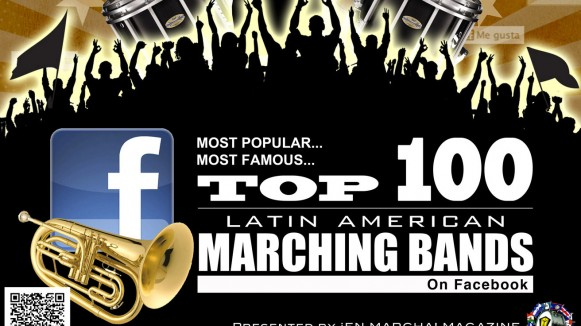 Facebook-Top-100-2012-Marching-Bands-Latin-American-bandasdemarcha-featured