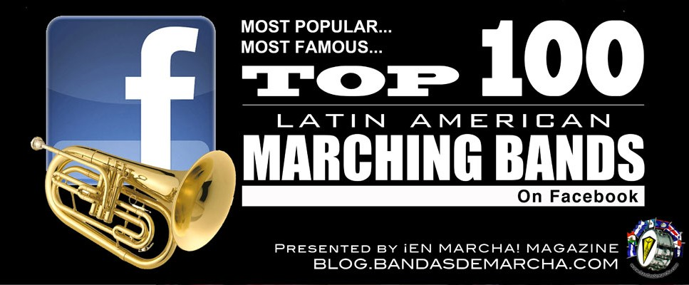 Facebook-Top-100-2012-Marching-Bands-Latin-American-banner