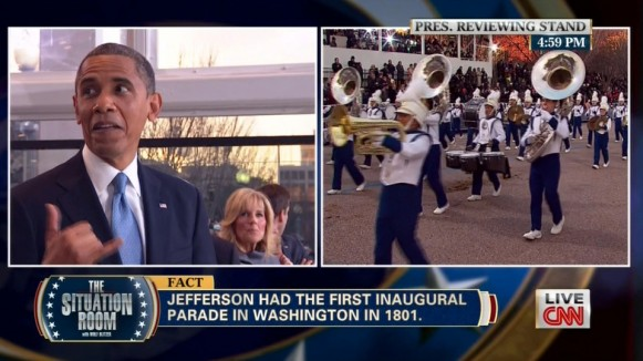 CNN-live-2013-57th-Presidential-Inauguration-Barack-Obama-Shaka-Punahou-Marching-Band-Hawaii-USA