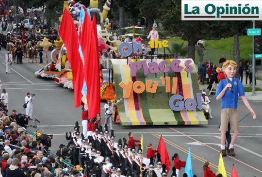 La-Opinion-Los-Angeles-California-USA-Desfile-de-las-Rosas-2013-01