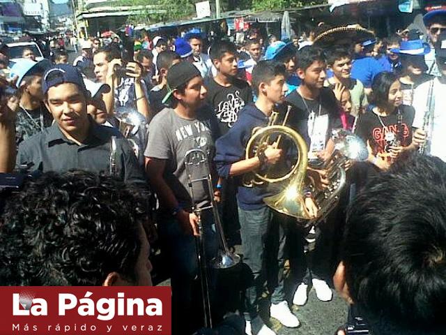 La Banda De El Salvador - Ceviche / El Tiempo Es Una Larga Calle