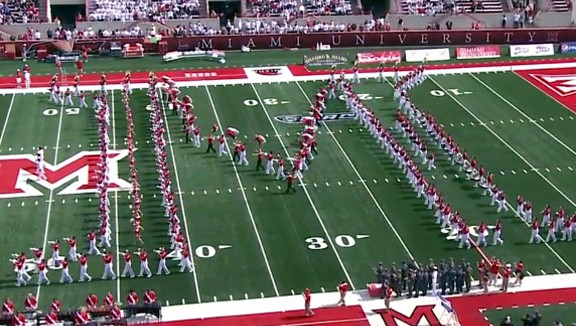Miami-University-Marching-Band