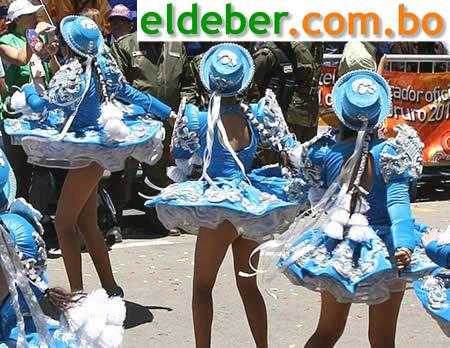 El-Deber-Bolivia-danzas-folklóricas-la-morenada-kullahuada-caporales-saya-afro-boliviana-la-llamerada-2012