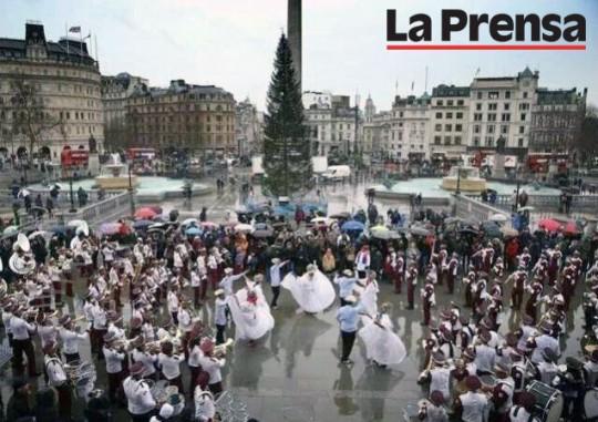 La-Prensa-Panama-Banda-de-musica-Victor-Raul-Gonzalez-del-colegio-Moises-Castillo-Ocana-London-New-Year-Day-Parade-2014