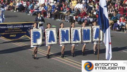 Panama-Bandas-de-musica-panamenas-desfiles-internacionales-2014