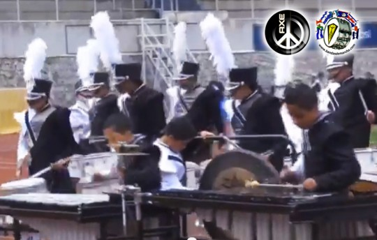 AXE-Festival-de-Campeones-2014-Guatemala-bandasdemarcha-Patria-Drum-Corps-and-Bugle-video