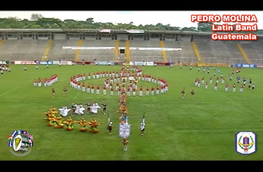Pedro-Molina-Latin-Band-Guatemala-2014-Estadio-Israel-Barrios-Coatepeque
