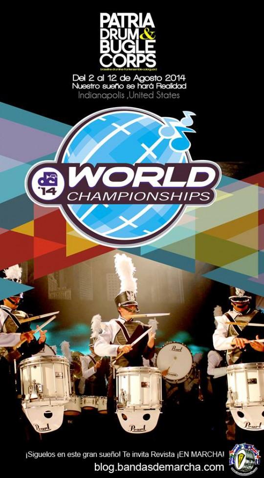 Patria-Drum-and-Bugle-Corps-Guatemala-DCI-2014-Quetzaltenango-Xela-Indianapolis