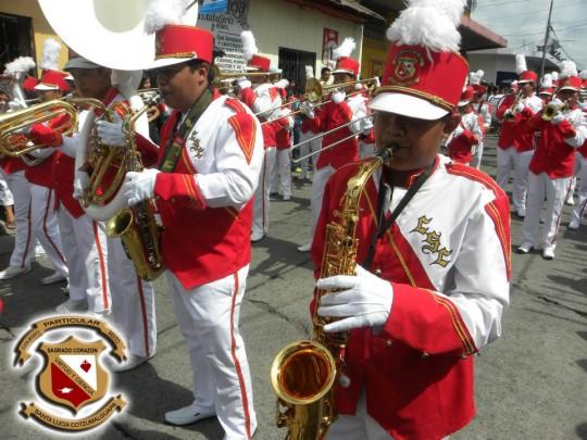 Banda-Colegio-Sagrado-Corazon-Santa-Lucia-Cotzumalguapa-Escuintla-Guatemala