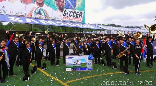 Copa-Samsung-Guatemala-bandas-Buhos-Marching-Band