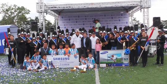 Copa-Samsung-Guatemala-bandas-Buhos-Marching-Band-Colegio-Mixto-Belen-Campeones