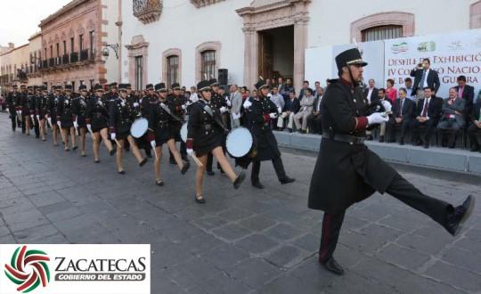 Gobierno-de-Estado-de-Zacatecas-Inauguracion-IV-Concurso-Nacional-de-Bandas-de-Guerra-y-Escoltas-de-Bandera-DGTA-2014-05
