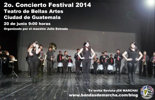 Segundo-Concierto-Festival-2014-Teatro-de-Bellas-Artes-Guatemala