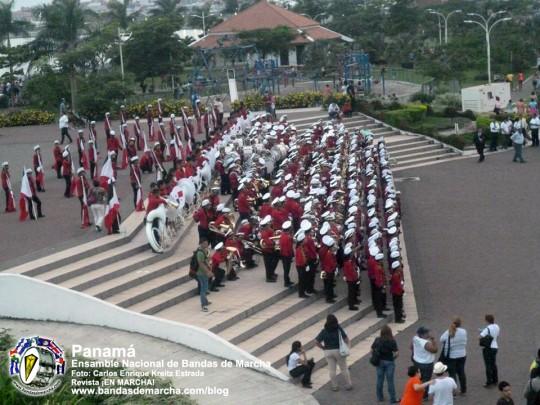 Ensamble-Nacional-de-Bandas-de-Marcha-Panama-2014-04