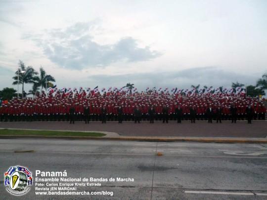 Ensamble-Nacional-de-Bandas-de-Marcha-Panama-2014-11