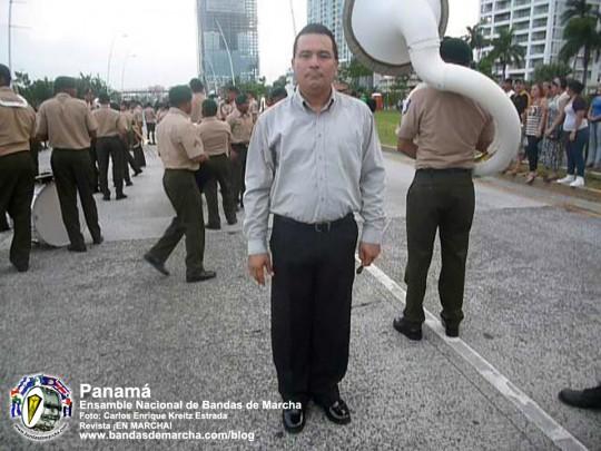 Ensamble-Nacional-de-Bandas-de-Marcha-Panama-2014-12