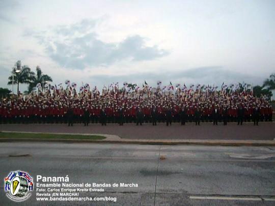 Ensamble-Nacional-de-Bandas-de-Marcha-Panama-2014-17