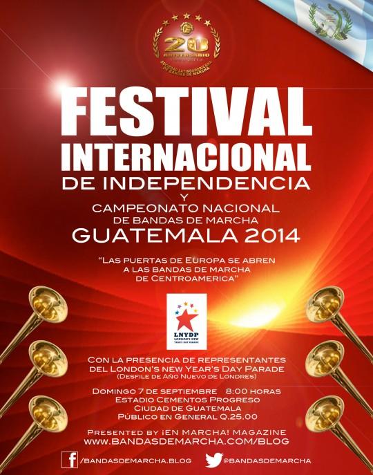 Festival-Internacional-de-Bandas-de-marcha-2014-Guatemala-marching-bands