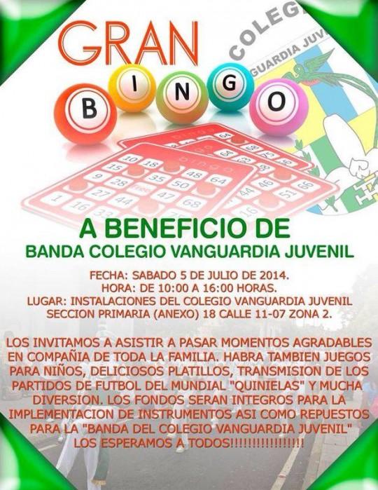 Guatemala-Gran-Bingo-a-beneficio-de-la-banda-de-guerra-del-colegio-vanguardia-juvenil-2014