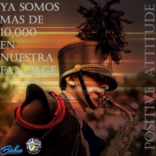 Buhos Marching Band Guatemala 10,000 seguidores en Facebook
