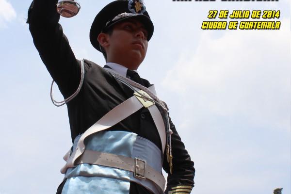 Guatemala: Festival de Bandas 2014 del Instituto Rafael Landívar