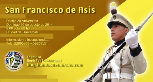 Festival-de-Bandas-San-Francisco-de-Asis-Lobos-Franciscanos-Guatemala-2014