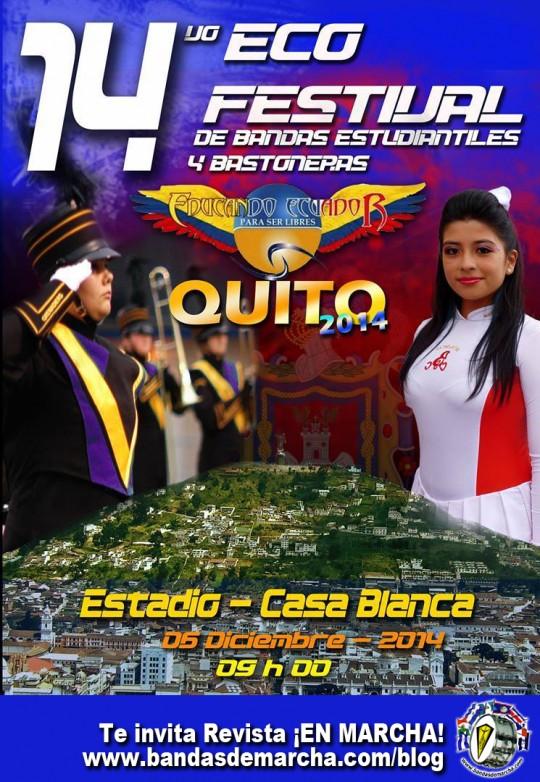 14-Festival-de-Bandas-Estudiantiles-y-Bastoneras-Quito-Ecuador-bandfest-bandas-de-guerra-Educando-2014