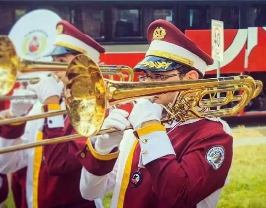 Panama-MCO-Marching-Band-Banda-de-Musica-Victor-Raul-Gonzalez-Colegio-Moises-Castillo-Ocana
