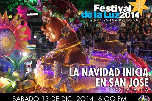 Costa Rica: Festival de la Luz 2014
