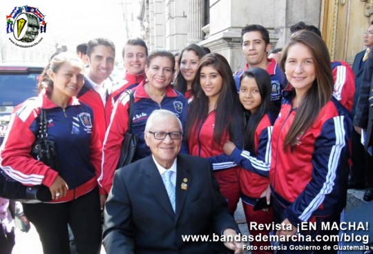 Presidente-Alejandro-Maldonado-Guatemala-y-Banda-Pedro-Molina-Coatepeque