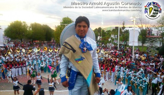 Arnold-Agustin-Coronado-Mexico-Angeles-de-Puebla-Marching-Band