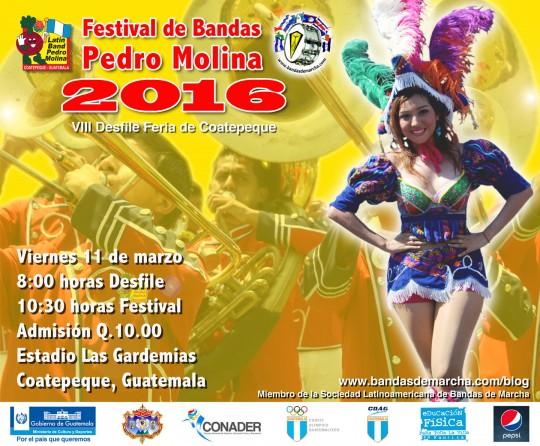 Poster-Festival-Banda-Pedro-Molina-Guatemala-2016